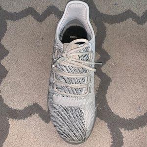 adidas Shoes - Beige Adidas Tubular sneakers: size 7